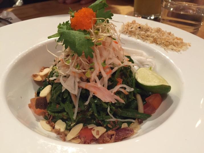 Pucuk Paku Salad