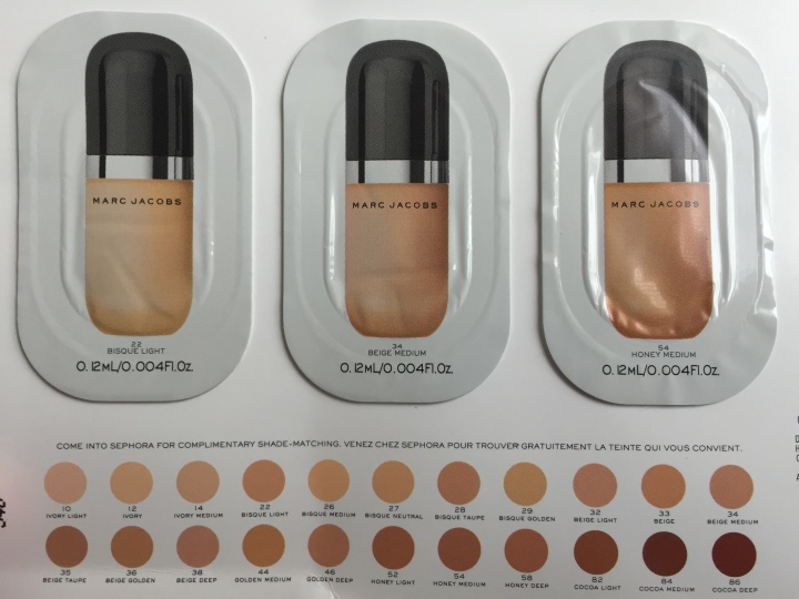 Reviewing the Re(marc)able Full Cover Foundation Concentrate