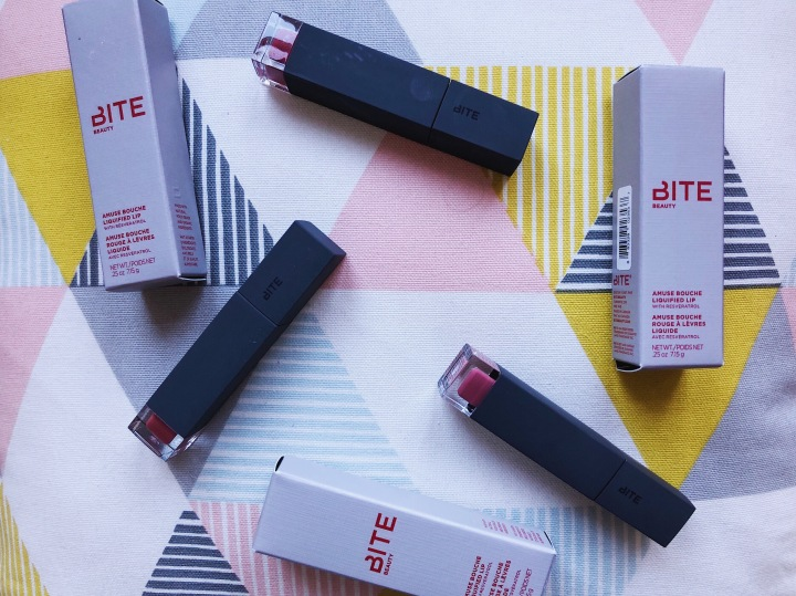 Reviewing the Bite Beauty Amuse Bouche Liquified Lipstick