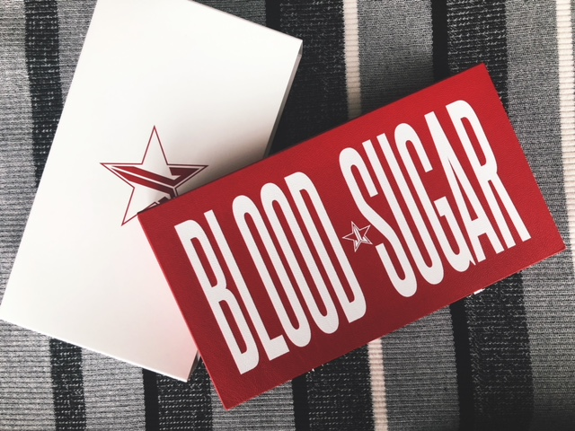 Reviewing the Jeffree Star Cosmetics Blood Sugar Palette