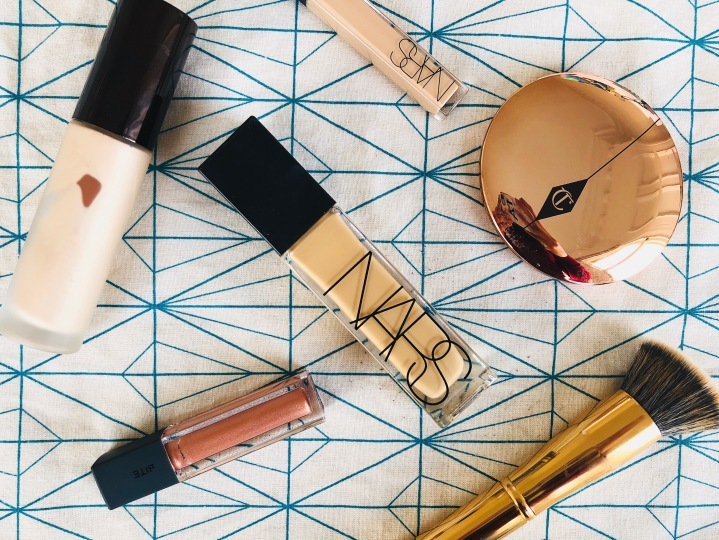 Reviewing the NARS Natural Radiant Longwear Foundation inStromboli